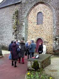 chapelle de Charné