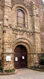 Chapelle du Géneteil