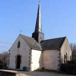chapelle  ND de Doucé Jublains