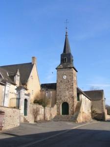 St Saturnin clocher