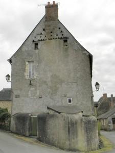 Saint Denis d'Anjou