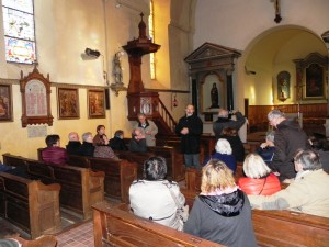 St Jean sur Erve, église 1