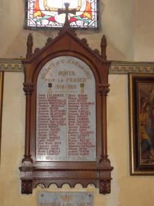 St Jean sur Erve, église 2