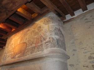 Ravigny, cheminée-2