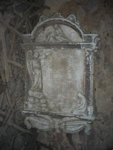 Châtillon sur Colmont, église - 02