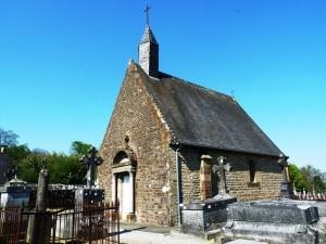 Chapelle du cimetière St-Denis-de-Gastines