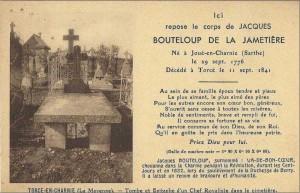 Tombe Bouteloup