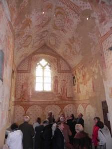 église Cossé en Champagne
