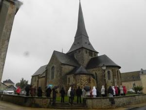 église de Chevillé