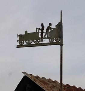 Soulgé-en face l'ancienne gare (MF)