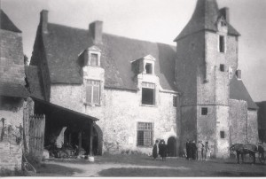 Manoir des Alignés - Photo coll. privée