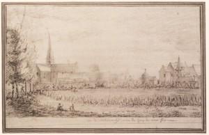 Dessin Legay Prélaval vers 1715