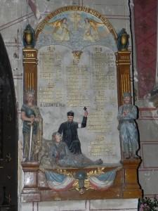 Chéméré le Roi, église 01