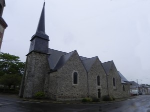 EGLISE DE BOUCHAMPS-lès-CRAON