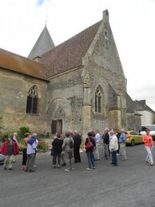 St Georges du Rosay, Eglise (3)