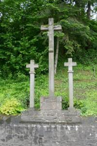 Ambrières, carrefour des 3 croix - Crx (1)