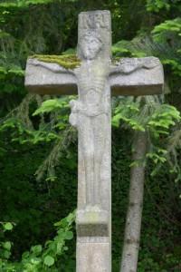 Ambrières, carrefour des 3 croix - Crx (2)
