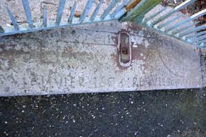 Châlons du maine, seuil cimetière (4)