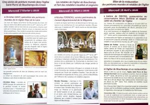 Conférences Bouchamps-lès-Craon