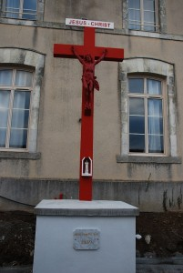 Cossé le Vivien, collège (1)