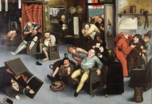 L'excision_de_la_pierre_de_folie, Pieter_Bruegel
