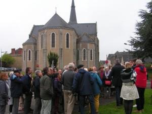 Louverné-église