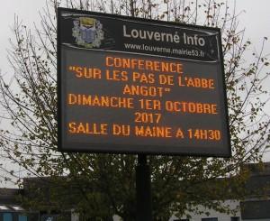 Louverné-annonce