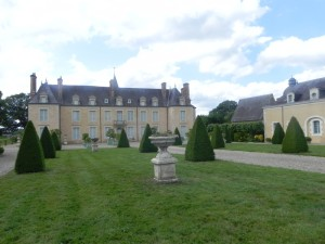 Coudray château