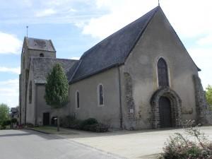St Denis, église 1