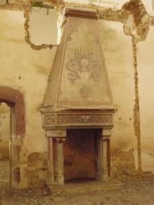 A5 Chateau Varenne- l'Enfant, cheminée