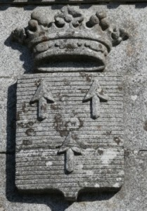 Beaulieu sur Oudon, chapelle funéraire de la Sayette 02