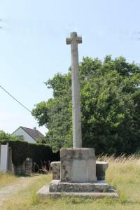 la Chapelle Anthenaise croix bouessée
