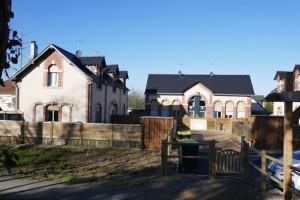 Louverné, dépendances chateau de la Motte (1)