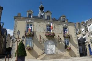 Mayenne .Barre ducale