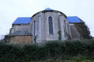 St Isle, église (2)