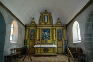 Le Ham, église - MF (5)