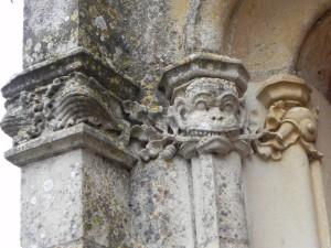 Fontenay sur Vègre, le Logis